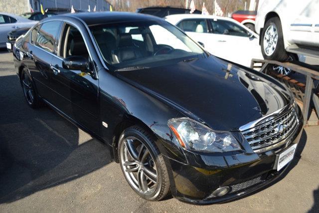 2007 INFINITI M45 BASE 4DR SEDAN black this 2007 infiniti m45 4dr 4dr sedan features a 45l 8 cyl