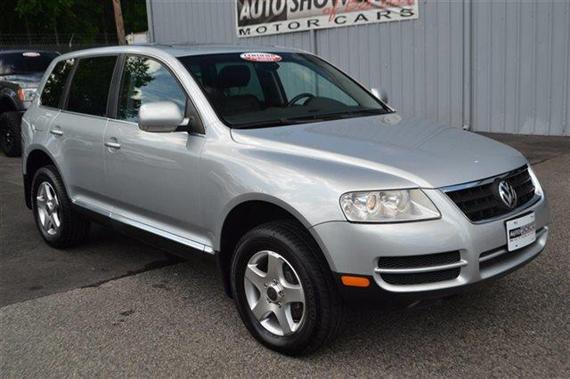 2006 VOLKSWAGEN TOUAREG V6 AWD 4DR SUV reflex silver value priced below market heated seats