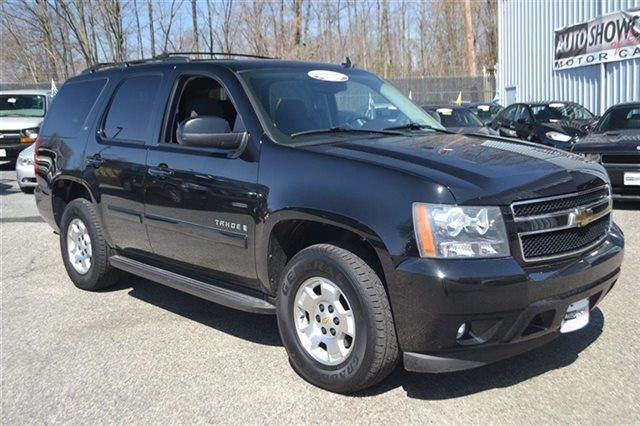 2007 CHEVROLET TAHOE 4WD 4DR 1500 LTZ 4X4 SUV black priced below market thistahoe will sell fas