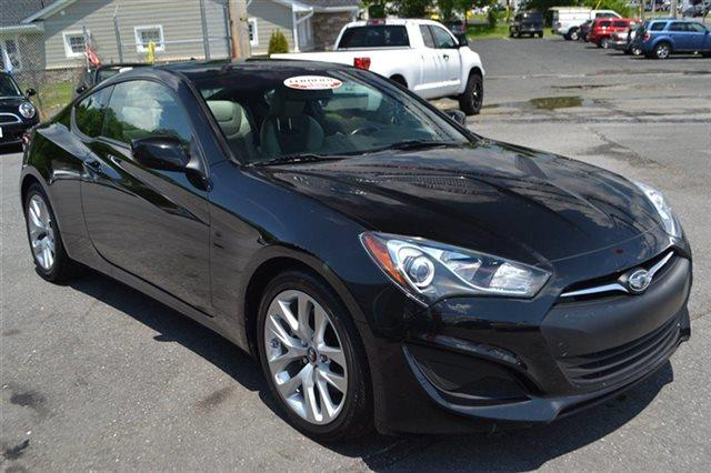 2013 HYUNDAI GENESIS COUPE 2DR I4 20T AUTOMATIC PREMIUM CO caspian black priced below market