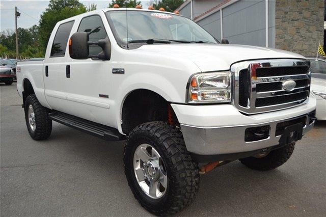 2006 FORD F-250 SUPER DUTY - oxford white this 2006 ford super duty f-250 - 4x4 truck will sell