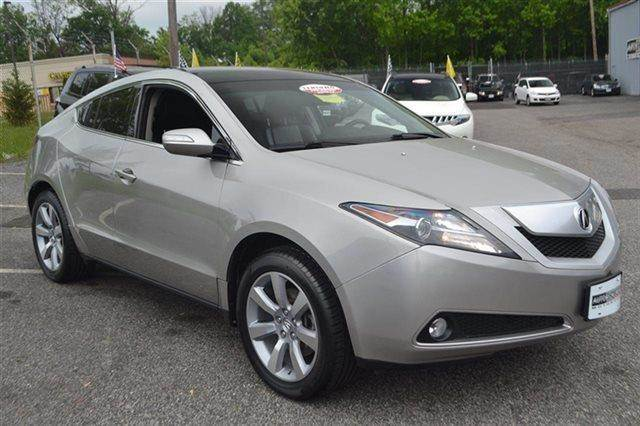 2010 ACURA ZDX SH-AWD 4DR SUV palladium metallic new arrival this 2010 acura zdx awd 4dr suv wi