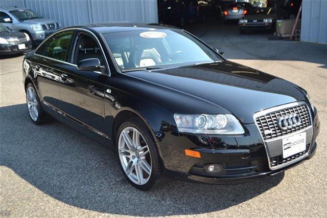 2008 AUDI A6 32 QUATTRO AWD 4DR SEDAN brilliant black new arrival low miles this 2008 audi