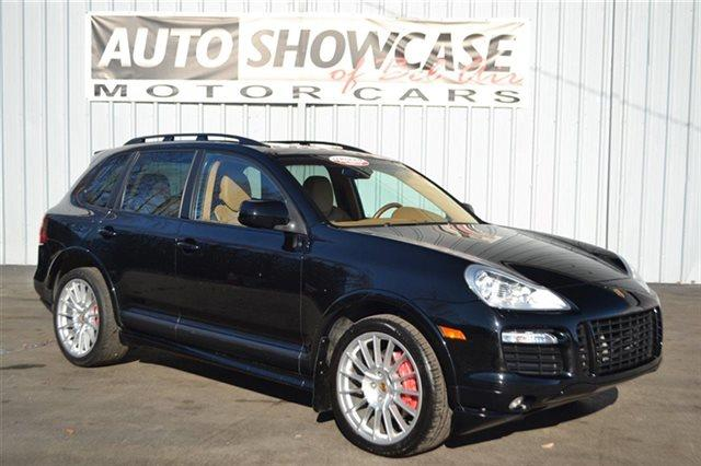 2008 PORSCHE CAYENNE GTS TIPTRONIC AWD 4DR SUV black 4wd priced below market this 2008 porsc