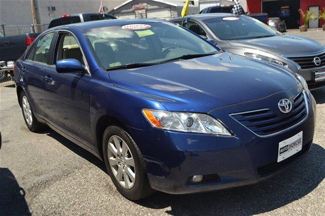 2009 TOYOTA CAMRY - blue ribbon metallic this 2009 toyota camry - sedan will sell fast low mile