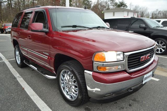 2006 GMC YUKON 4DR 1500 4WD SL sport red metallic this 2006 gmc yukon 4dr 4dr 1500 4wd sl feature