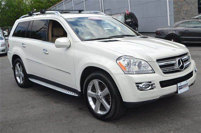 2009 MERCEDES-BENZ GL-CLASS GL450 AWD 4MATIC 4DR SUV arctic white new arrival this 2009 mercede