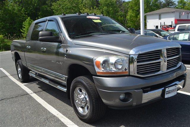 2006 DODGE RAM PICKUP 3500 4X4 TRUCK mineral gray metallic priced below market thisram 3500 wil