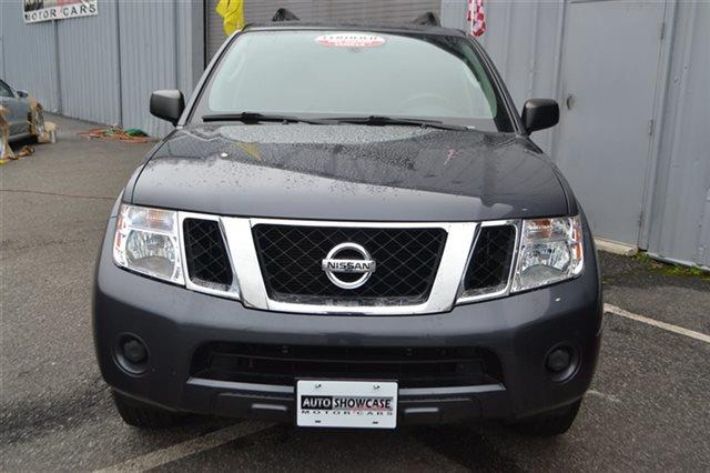 2010 NISSAN PATHFINDER 4WD 4DR V6 LE 4X4 SUV grey value priced below market backup camera he
