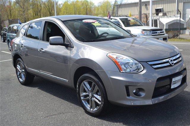 2011 NISSAN ROGUE AWD 4DR KROM EDITION platinum graphite this 2011 nissan rogue krom edition wil