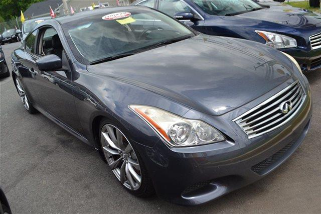2008 INFINITI G37 - COUPE platinum graphite new arrival carfax one owner this 2008 infiniti g
