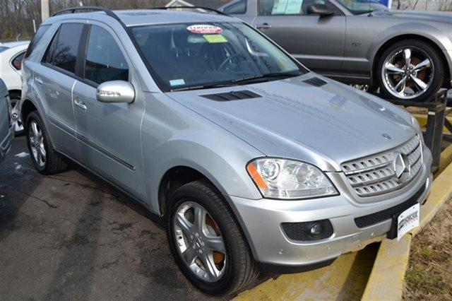 2006 MERCEDES-BENZ M-CLASS ML500 AWD 4MATIC 4DR SUV silver priced below mark