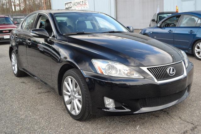 2010 LEXUS IS 250 BASE AWD 4DR SEDAN black this 2010 lexus is 250 4dr 4dr sport sedan automatic a