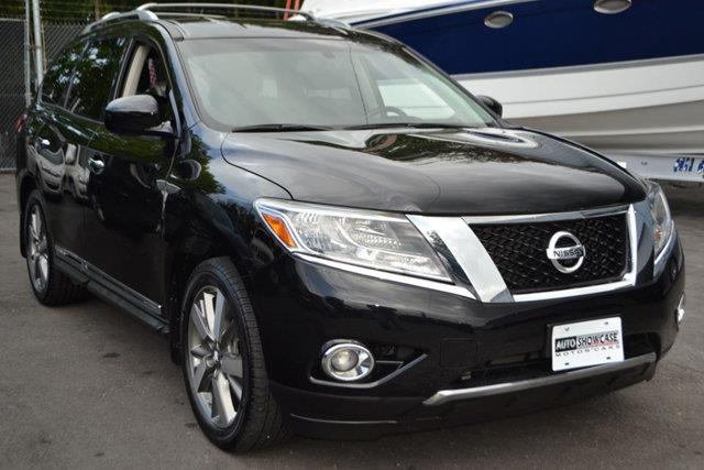 2013 NISSAN PATHFINDER - black this 2013 nissan pathfinder 4dr - features a 35l v6 cylinder 6cyl