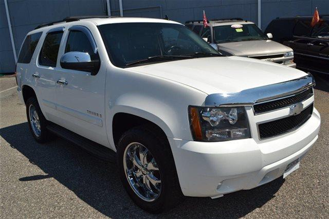 2007 CHEVROLET TAHOE - summit white new arrival keyless start automatic popular color ca