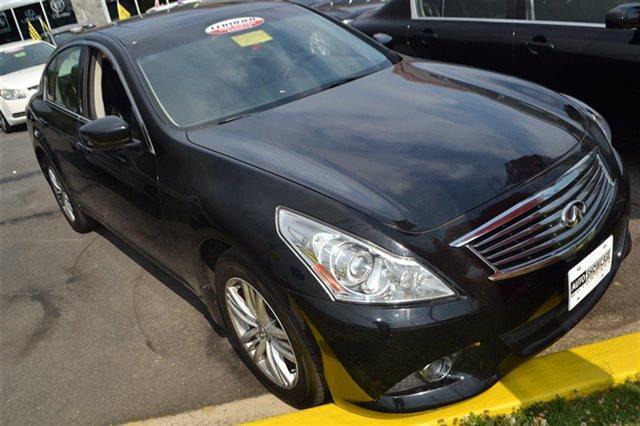 2011 INFINITI G25 SEDAN X AWD 4DR SEDAN black obsidian new arrival this 2011 infiniti g25 seda