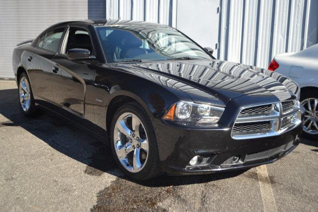 2011 DODGE CHARGER RT 4DR SEDAN black this 2011 dodge charger rt features a 57l 8 cylinder 8cy