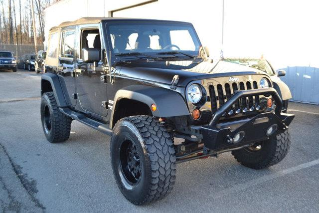 2013 JEEP WRANGLER UNLIMITED 4WD 4DR FREEDOM EDITION black this 2013 jeep wrangler unlimited 4dr