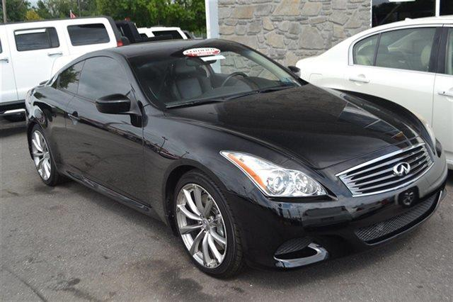 2008 INFINITI G37 2DR black obsidian this 2008 infiniti g37 coupe 2dr 2dr features a 37l v6 cyli