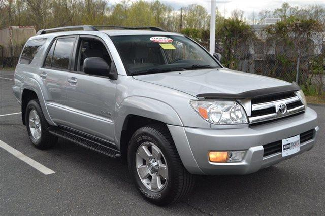 2005 TOYOTA 4RUNNER 4DR SR5 V6 AUTOMATIC 4WD AWD SUV titanium metallic this 2005 toyota 4runner 4