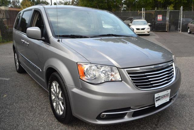 2014 CHRYSLER TOWN AND COUNTRY TOURING 4DR MINI VAN silver this 2014 chrysler town  country 4dr