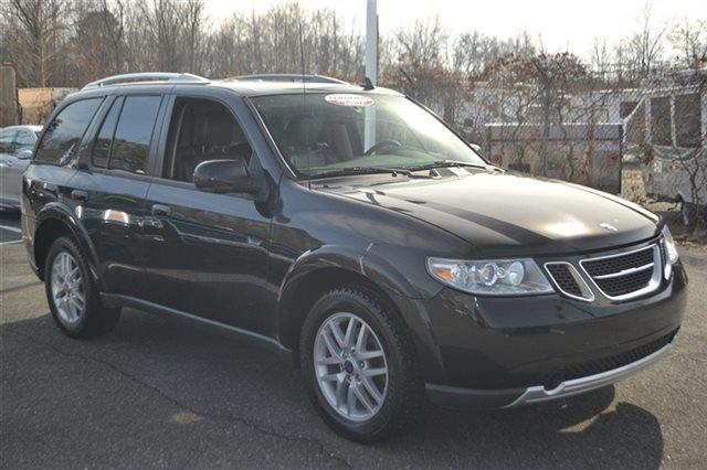 2008 SAAB 9-7X 42I AWD 4DR SUV black low miles carfax one owner - carfax guarantee this 200