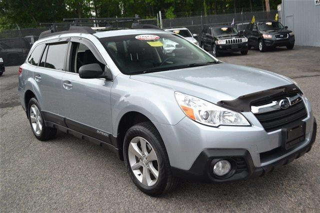 2013 SUBARU OUTBACK 25I LIMITED AWD 4DR WAGON ice silver metallic value priced below market b