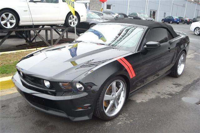 2012 FORD MUSTANG 2DR CONVERTIBLE GT CONVERTIBLE black this 2012 ford mustang 2dr convertible gt