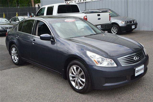 2009 INFINITI G37 SEDAN X AWD 4DR SEDAN blue slate new arrival this 2009 infiniti g37 sedan x wi