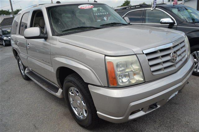 2004 CADILLAC ESCALADE BASE RWD 4DR SUV quicksilver new arrival park distance control heated