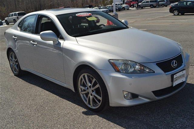 2008 LEXUS IS 350 BASE 4DR SEDAN silver priced below market this 2008 lexus is 350 4dr sport s