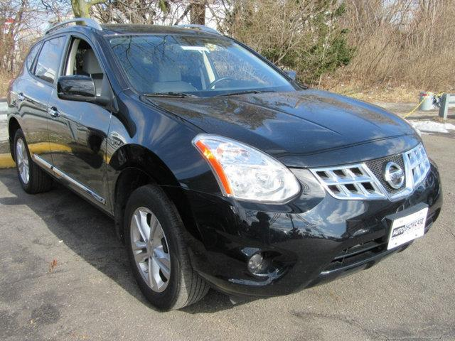 2013 NISSAN ROGUE AWD 4DR SV black this 2013 nissan rogue 4dr awd 4dr sv features a 25l 4 cylind