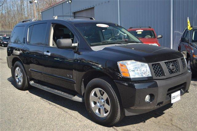 2007 NISSAN ARMADA LE 4WD 4X4 galaxy 4wd this 2007 nissan armada le will sell fast heated seat