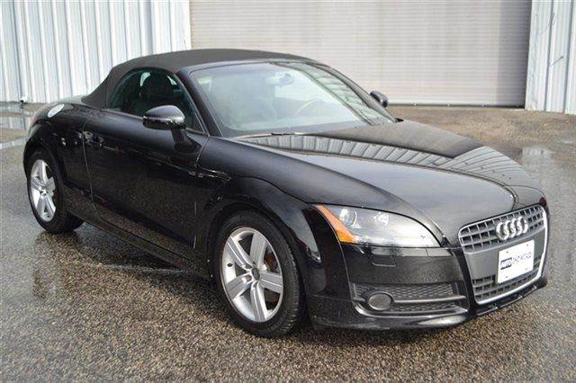 2008 AUDI TT 20T 2DR CONVERTIBLE black this 2008 audi tt 20t will sell fast low miles for a 20