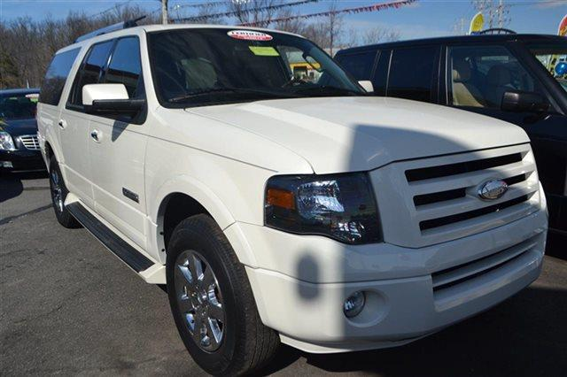 2008 FORD EXPEDITION EL LIMITED 4X2 4DR SUV white this 2008 ford expedition el limited will sell