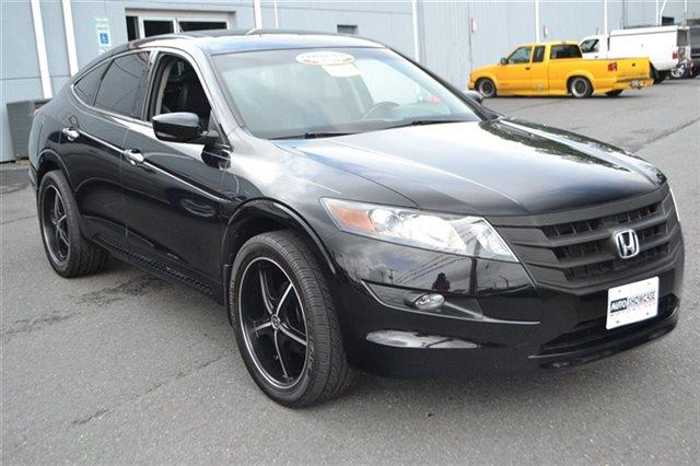 2010 HONDA ACCORD CROSSTOUR 2WD 5DR EX-L SEDAN crystal black pearl new arrival this 2010 honda a