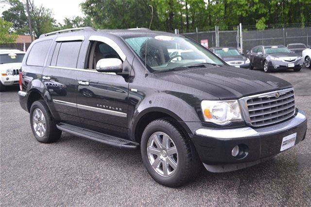 2008 CHRYSLER ASPEN LIMITED 4X4 4DR SUV brilliant black crystal prl new arrival value priced b