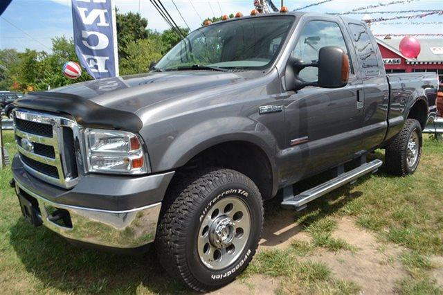 2006 FORD F-350 SUPER DUTY - dark stone metallic low miles this 2006 ford super duty f-350 srw