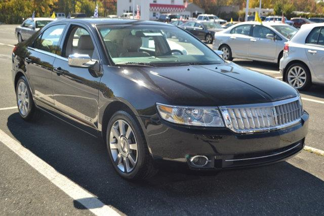 2008 LINCOLN MKZ BASE 4DR SEDAN black this 2008 lincoln mkz 4dr 4dr sedan fwd features a 35l v6