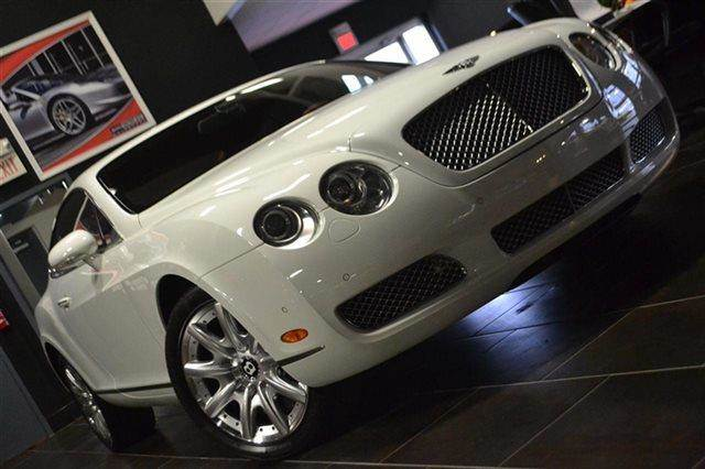 2006 BENTLEY CONTINENTAL GT BASE AWD 2DR COUPE white warranty a factory warranty is included with