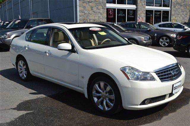 2006 INFINITI M35 BASE AWD 4DR SEDAN ivory pearl priced below market thism35 will sell fast