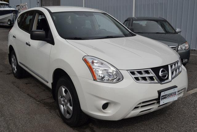 2011 NISSAN ROGUE AWD 4DR S white this 2011 nissan rogue 4dr awd 4dr s features a 25l 4 cylinder