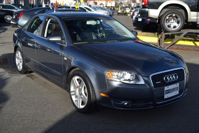 2007 AUDI A4 20T QUATTRO AWD 4DR SEDAN 2L I gray this 2007 audi a4 4dr - features a 20l 4 cyli