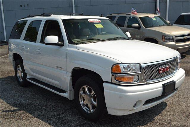 2006 GMC YUKON DENALI AWD 4DR SUV summit white priced below market this 2006 gmc yukon denali