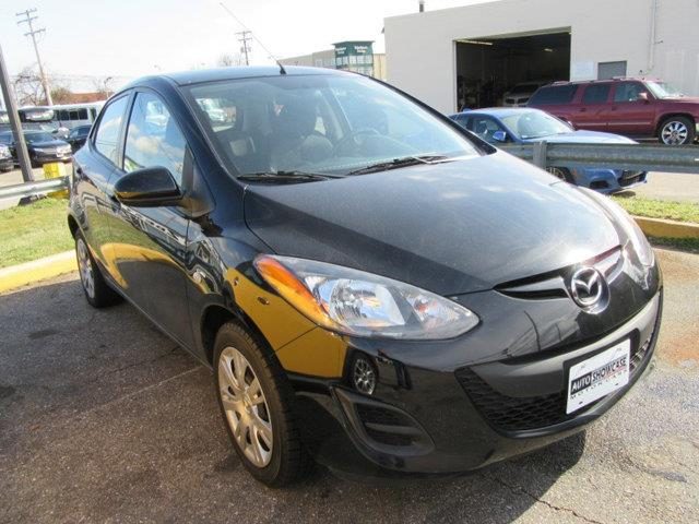 2011 MAZDA MAZDA2 black this 2011 mazda mazda2 4dr features a 15l 4 cylinder 4cyl gasoline engin