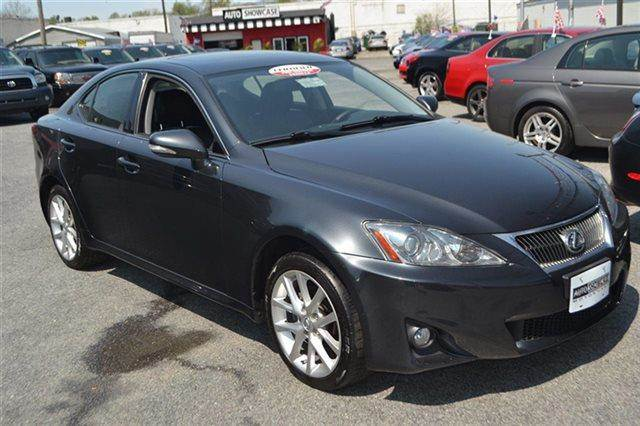 2011 LEXUS IS 250 BASE AWD 4DR SEDAN smoky granite mica this 2011 lexus is 250 4dr sport sedan au