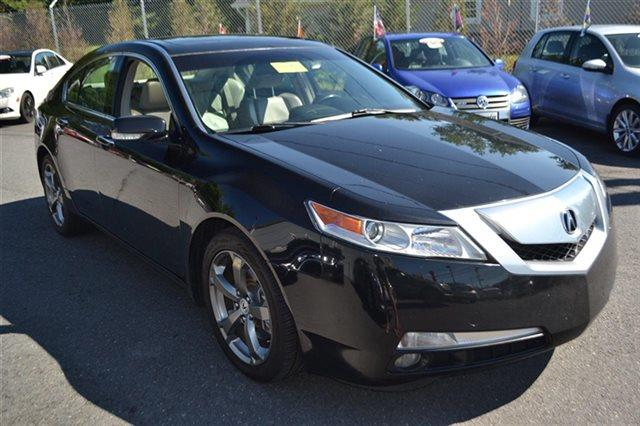 2011 ACURA TL - crystal black pearl this 2011 acura tl 4dr - features a 35l v6 cylinder 6cyl gas