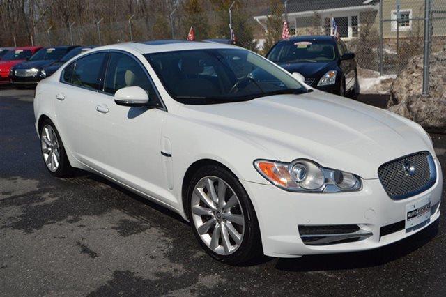 2011 JAGUAR XF PREMIUM 4DR SEDAN white this 2011 jaguar xf 4dr sedan portfolio sedan will sell f