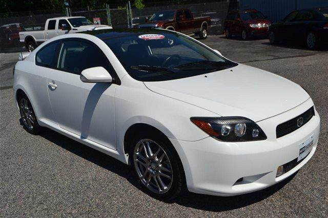 2009 SCION TC COUPE super white new arrival priced below market this 2009 scion tc sport coup