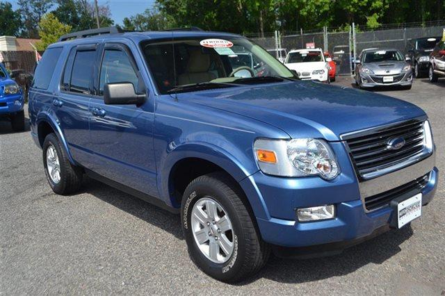 2009 FORD EXPLORER RWD 4DR V6 XLT sport blue metallic priced below market thisexplorer will sel